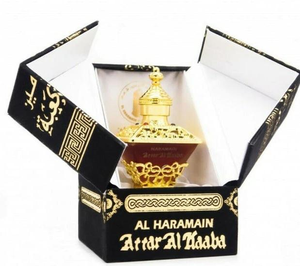Al Haramain Perfumes Attar Al Kaaba Perfumed Oil