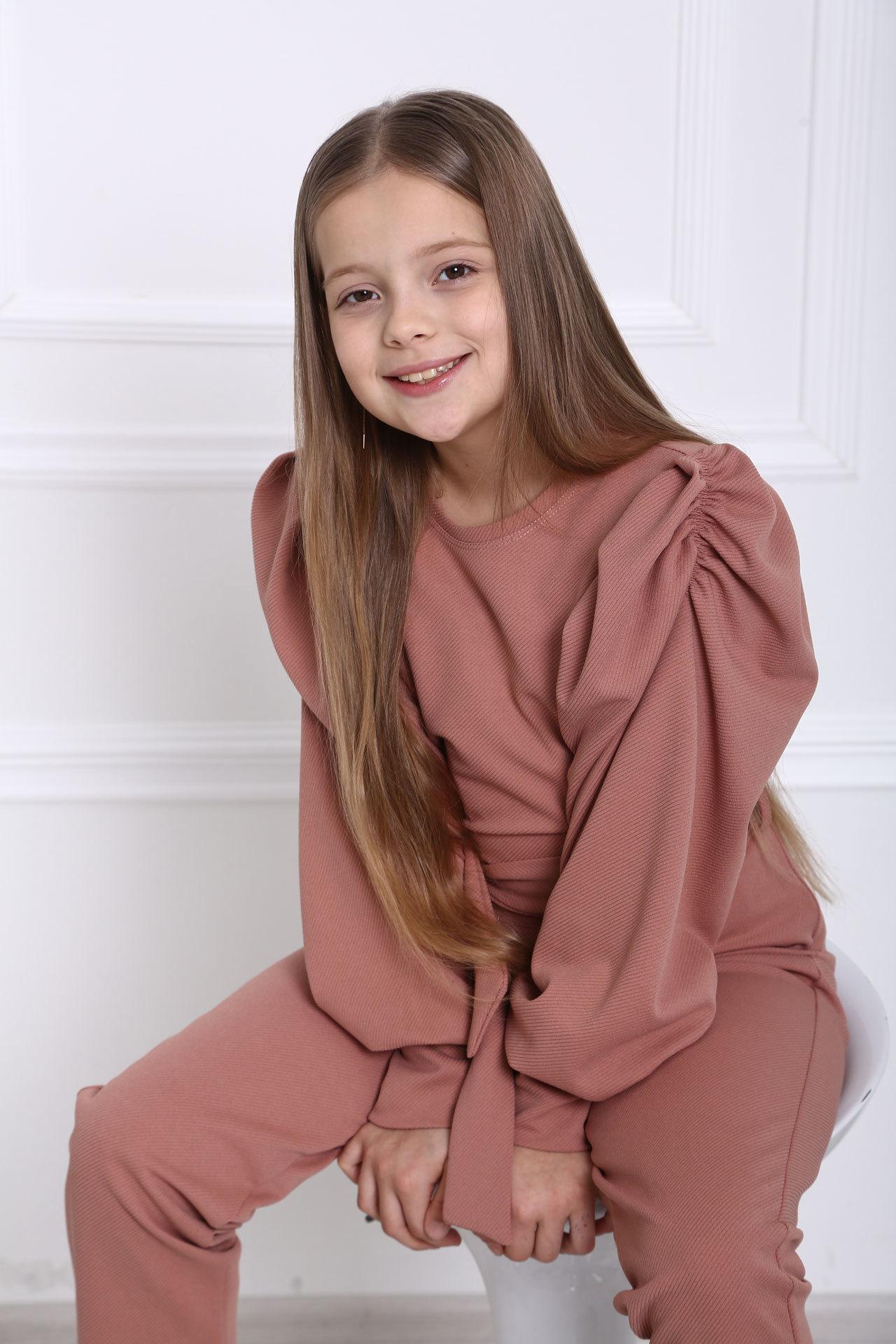 Костюм для девочки Brows Kids, 7337