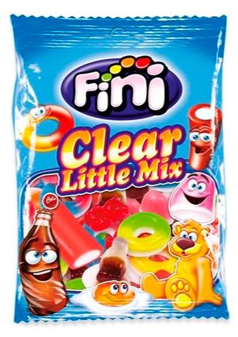 Жевательный мармелад Fini Jelly Clear little mix 100 гр