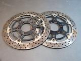 Тормозные диски Suzuki SV 650