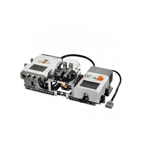 LEGO Education Mindstorms: Аккумулятор энергии LEGO-мультиметра 9669 — Electric Battery Box 9V 150 mAh (Rechargeable) — Лего Образование