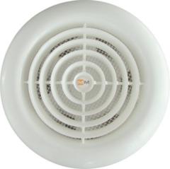 Вентилятор накладной MMotors JSC MM-100 Белый Круг