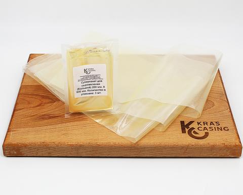 Суперпакеты для вяления мяса (большие) - 3 шт.