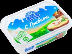 """Сыр плавленный """"Томское молоко"""" с грибами 180г"""