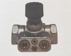 """Клапан MSBV 25 1"""" Балансировочный Ручной Sanline Арт.MSBV-25"""