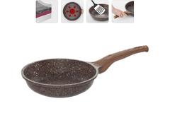 Сковорода с гранитным антипригарным покрытием Greta, 20 см NADOBA