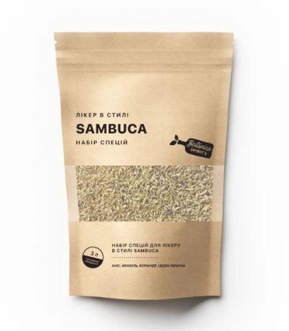 Набор специй Hot Rod для ликера Sambuca