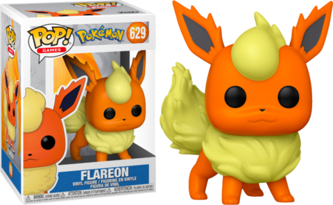 Фигурка Funko Pop! Games: Pokemon - Flareon