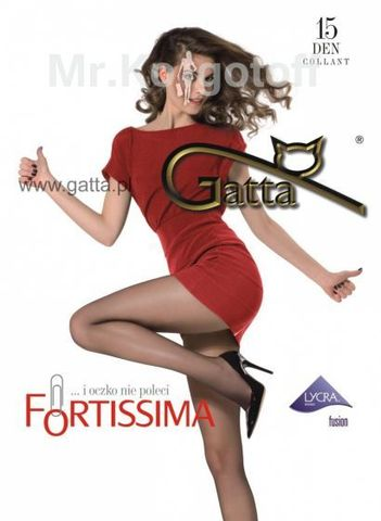 Колготки Gatta Fortissima 3D 15