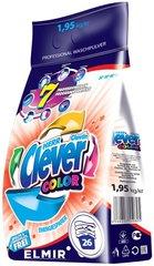 Cтиральный порошок HERR CLEVER Color  1,95 кг