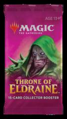 Коллекционный бустер выпуска «Throne of Eldraine» (английский)