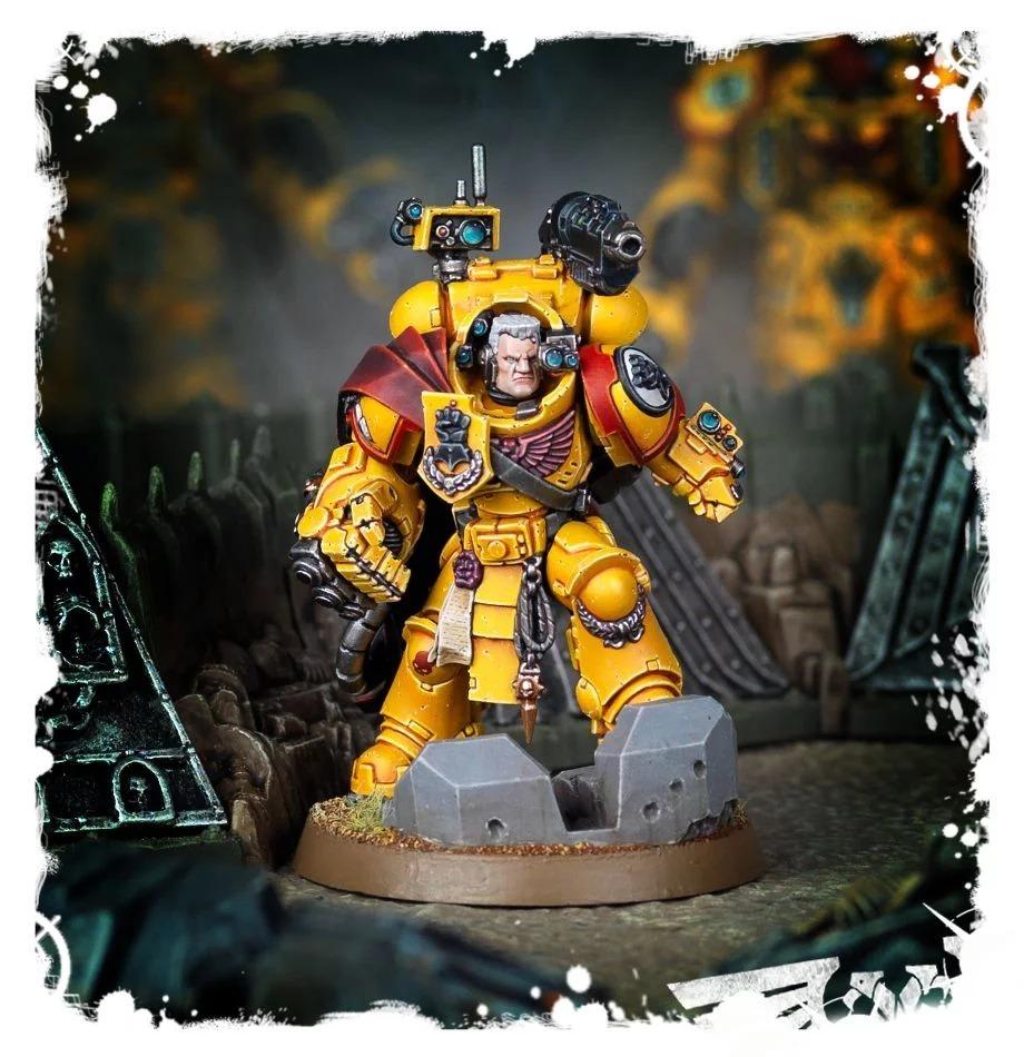 Imperial Fists Tor Garadon