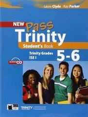 Pass Trinity Grades 5-6 And ISE I  SB +D (Engl)