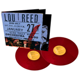 Lou Reed / Live At Alice Tully Hall - January 27, 1973 (Limited Edition)(Coloured Vinyl)(2LP)
