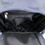 Сумка Саломея 502 флотер темно-синий (рюкзак)