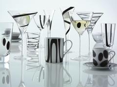 Набор из 4 бокалов для вина LSA International Jazz, 420 мл, фото 3