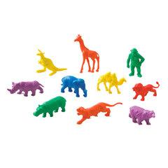 Счетный материал фигурки Дикие животные, Edx education 13026C