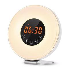 Световой будильник-часы Рассвет