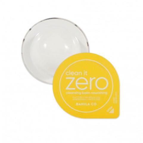 Banila Co Co Clean It Zero Cleansing Balm Nourishing питательный очищающий бальзам для сухой кожи