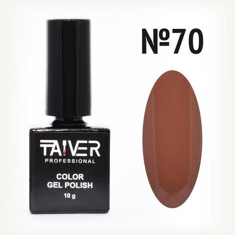 Гель-лак TAIVER 70