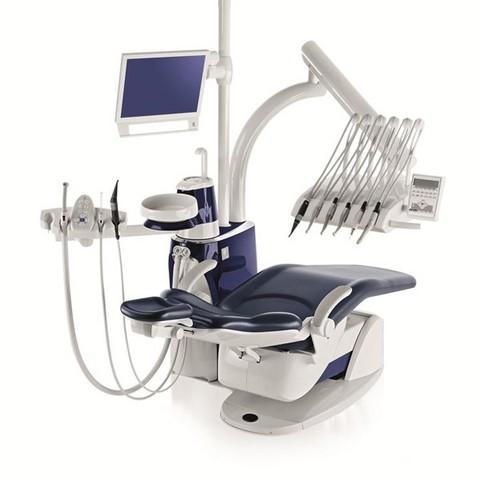 Estetica E50 LIFE Swing стоматологическая установка с верхней подачей KaVo
