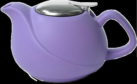 Fissman Заварочный чайник с ситечком, цвет Лиловый 750 мл