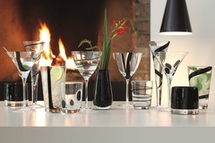 Набор из 4 бокалов для вина LSA International Jazz, 420 мл, фото 4