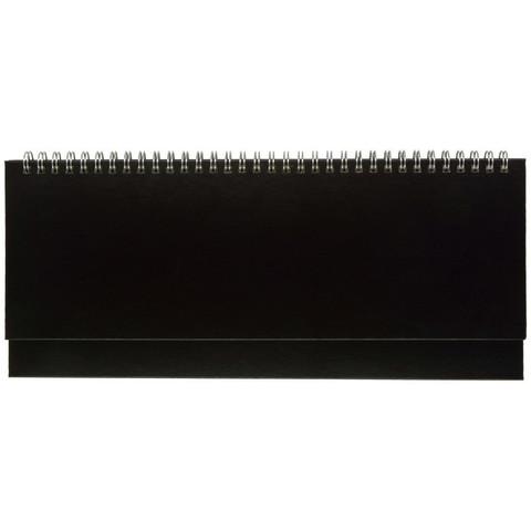 Планинг недатированный Альт Ideal искусственная кожа 64 листа черный (305х130 мм)