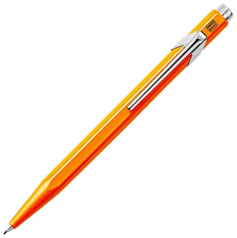 Carandache Office Popline - Orange Fluo, механический карандаш, 0.7 мм