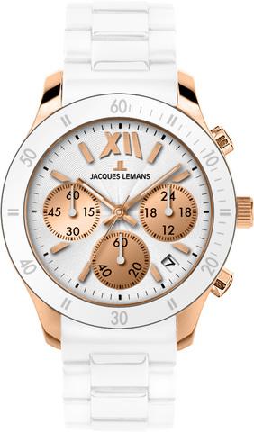 Купить Наручные часы Jacques Lemans 1-1587R по доступной цене