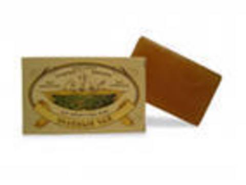 Мыло Старый знахарь с экстрактом из листьев зеленого чая