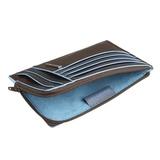 Чехол для кредитных карт Piquadro Blue Square коричневый (PU1243B2/MO)
