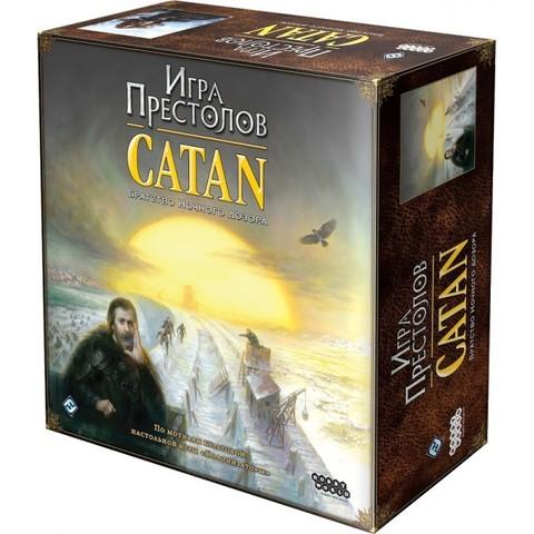 Настольная игра Catan: Игра престолов