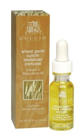 Косметическое масло на основе зародышей пшеницы, патенола и витамина B5 для кутикулы - 15ml