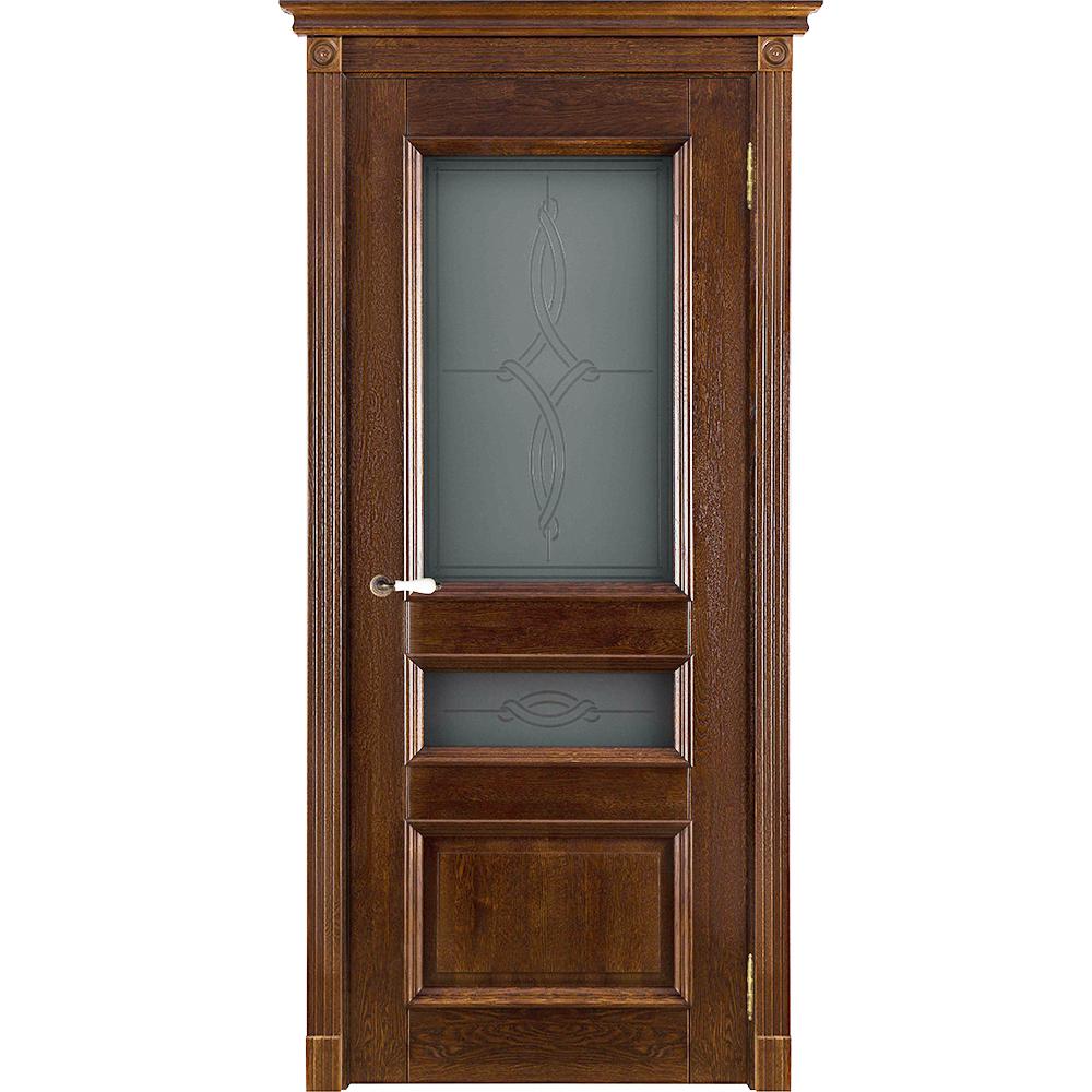 Двери ОКА Межкомнатная дверь массив дуба ОКА Афродита античный орех остекленная afrodita-ant-oreh-do-dvertsov.jpg