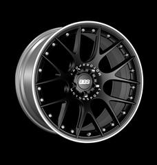 Диск колесный BBS CH-R II 11.5x21 5x120.0x82.0 ET36.0 satin black