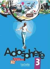 Adosphere 3 Livre de l'eleve + CD