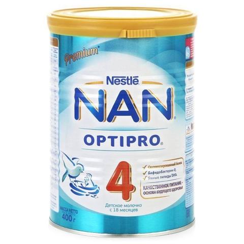 Смесь NАN 4 HA Probio 400 гр Nestle ШВЕЙЦАРИЯ