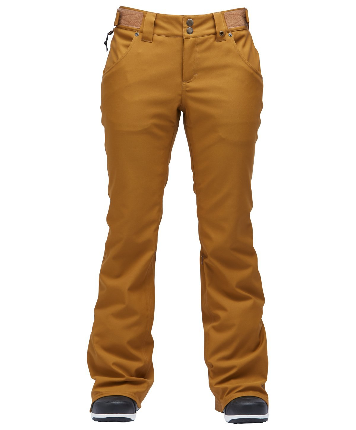 Штаны жен AIRBLASTER MY BROTHERS PANT grizzly (FW18)