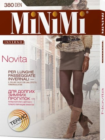 Novita 380 MINIMI колготки