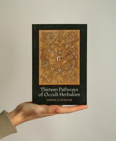Книга Thirteen Pathways of Occult Herbalism в мягком переплете
