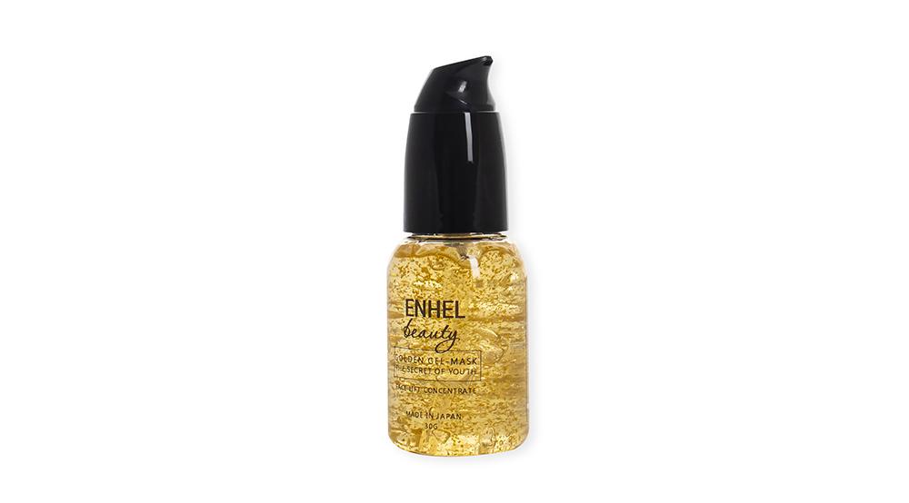 Сыворотка-гель для золотой маски ENHEL BEAUTY 30 мл