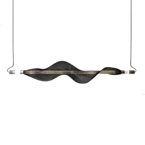 Подвесной светильник копия Vapour Light horizontal ( L ) by Tuttobene