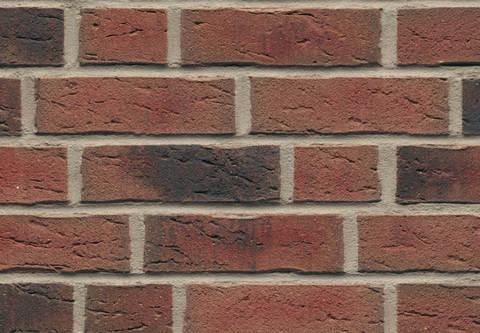 Feldhaus Klinker - R685NF14, Sintra Carmesi Nelino, 240x14x71 - Клинкерная плитка для фасада и внутренней отделки