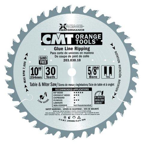 Диск пильный CMT 203.030.10M