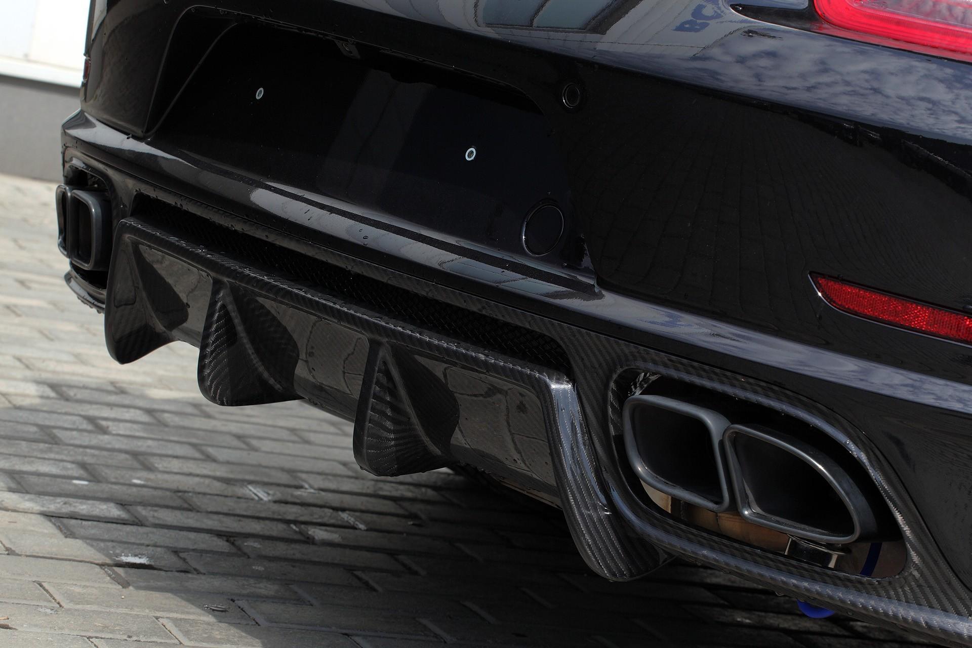 Обвес Topcar Design для Porsche 991 Stinger GTR