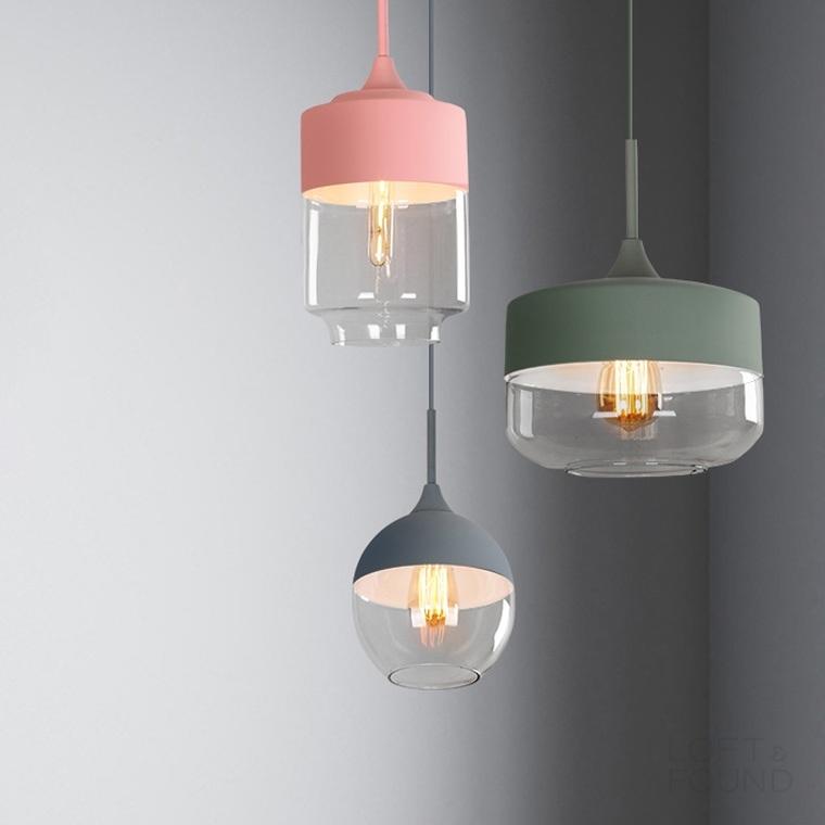 Подвесной светильник Lampatron style Nord Color