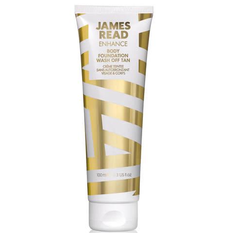 James Read Enhance Body Foundation Wash Off Tan Крем-корректор с эффектом загара