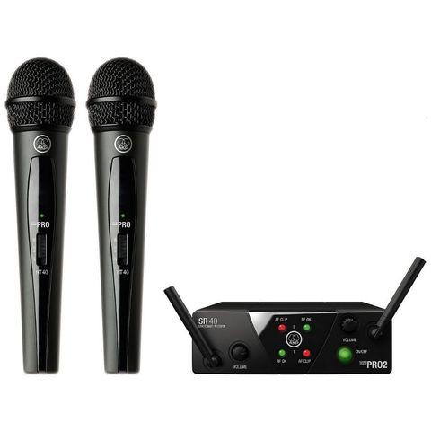 Радиосистема AKG WMS40 Mini2 Vocal Set BD US45A/C