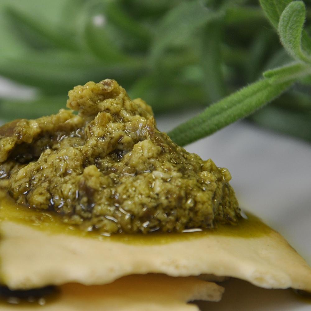 Крем-паста Casa Rinaldi Песто Генуя в оливковом масле 130г